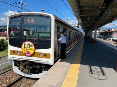 栃木・SLで行く鬼怒川温泉とクラフトビール2020①~観光列車「いろは」とSL始発駅へ~