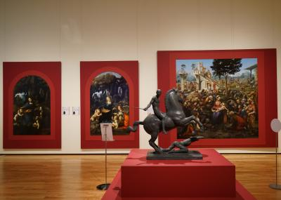 東京富士美術館 ダ・ヴィンチ没後500年「夢の実現」展