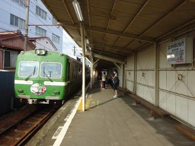 わけあって南甲府に行ってきた【その1】 リニューアル踊り子号と、ちょっとだけ岳南電車