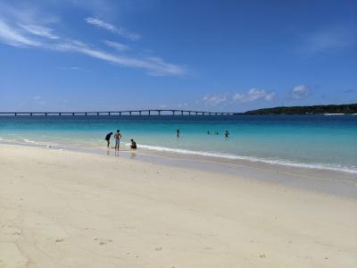 【沖縄】夏の宮古列島(宮古島、下地島)
