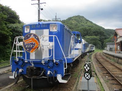 日本一接続が難しい観光列車「奥出雲おろち号」国鉄型12客車が魅力!