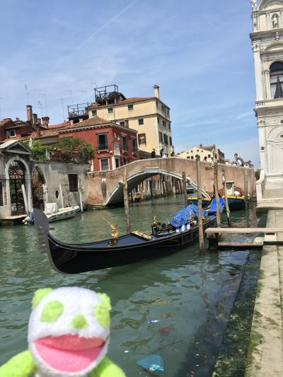 イタリア旅行③ ヴェネチア2 日帰り