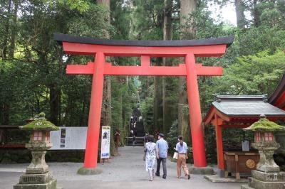 今年の夏は箱根でゆったり旅 2020<4>箱根神社、箱根関所を散策!編