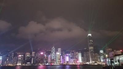 初の海外旅行 in香港・マカオ①