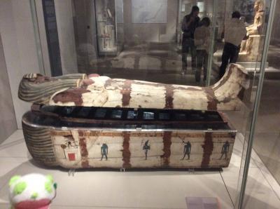 イタリア旅行⑧トリノ エジプト博物館 2016/5/24-31