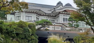 外国でも日本でもない富士屋ホテル その1