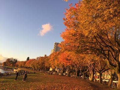2016年 秋のカナダ(バンクーバー)&ラスベガス&グランドサークル・セドナのリベンジ旅<①カナダ>