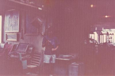 古い写真をスキャン20(アメリカ中西部一周バスの旅、1976年)修正版