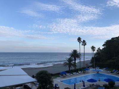 海と空と波の音.oOウミノトナリデ.oO 1~憧れのホテルは宮古島を思い出す~