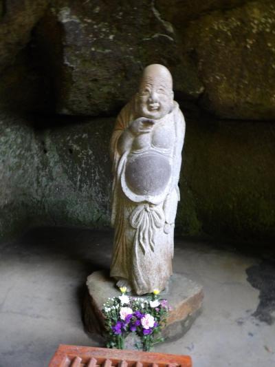 北鎌倉浄智寺墓地とやぐら-2020年初秋