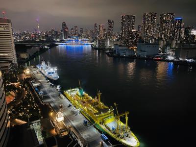 2020年9月 近場でホテルステイしてみる休日 第2弾 「ホテルインターコンチネンタル東京ベイ」