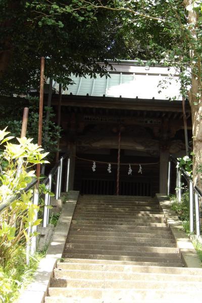 常盤八雲神社-2020年初秋