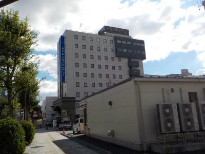 GOTOトラベルで1人旅 ホテルナガノアベニュー宿泊