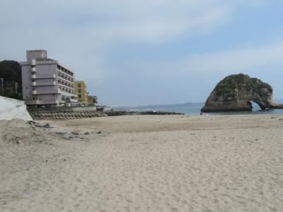 北茨城・磯原の「磯原シーサイドホテル」に宿泊して温泉と食事を楽しむ