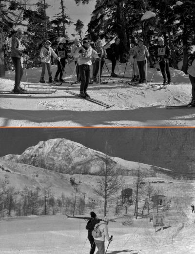 シリーズ昭和の記録No.25スキー部の活動 Archive Showa era series/ Ski club