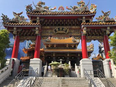 久々に横浜を散策、三渓園、中華街を横切って山下公園、赤レンガ倉庫を歩く