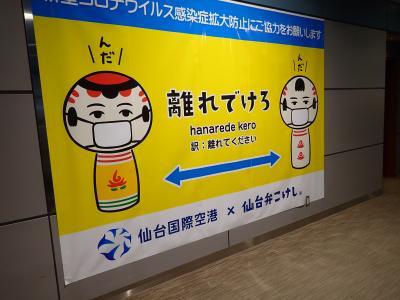 一足早い秋・・富良野・美瑛・トマムの旅♪新千歳空港まで。