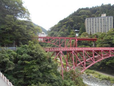 GoTo 黒部 ② 宇奈月ダム