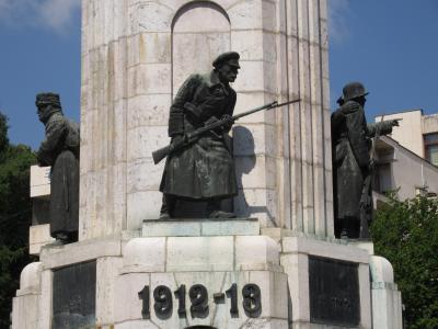 ヴェリコ・タルノヴォ逍遥(2019年6月ブルガリア)~その1:プロヴディフからタルノヴォへの移動&新市街