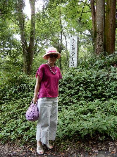 続日本100名城・笠間城へ 美味しい発芽蕎麦をいただく 167km (25.8km/L) のドライブ
