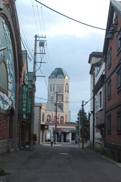 【2020年 北海道】 4  こ、これはジェットコースターですか?小樽のアサと小樽のアオ