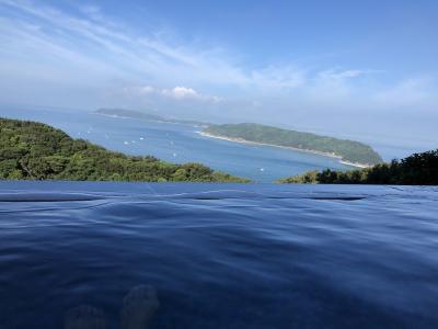 和歌山 加太休暇村で休養の2日間