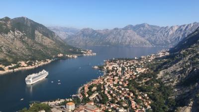 大学3年生がきままに東ヨーロッパを巡る旅 ーモンテネグロ・コトルー