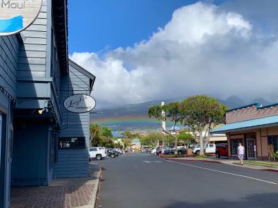 ハネムーン★7泊9日◆ハワイ島&マウイ島★⑥日目 ラハイナ散策~まさかの大ゲンカ~ルアウショー