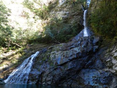 仁淀ブルーを求めて安居渓谷へ・前半/『飛龍の滝』など◆復興割を使って徳島&高知の滝めぐり《その8》