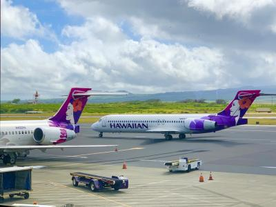 ハネムーン★7泊9日◆ハワイ島&マウイ島★⑧日目 帰国。旅行費用と、購入品の紹介