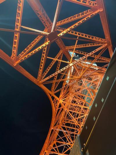 東京タワー2020夏