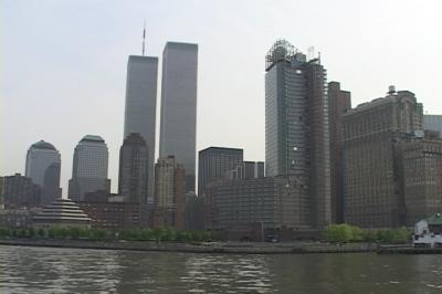2001年5.11のニューヨーク