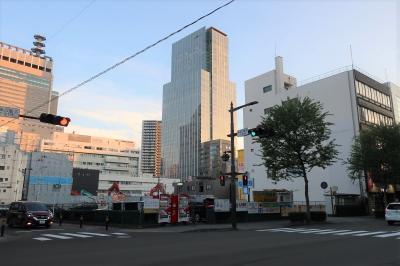 コンフォートホテル仙台西口①