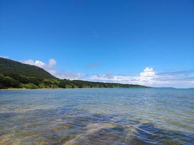 沖縄離島2020夏旅行記 【6】西表島6(SUP&滝壺ツアー)