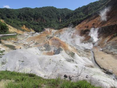 北海道 温泉と美食三昧の旅