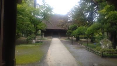 敷地広し平林寺