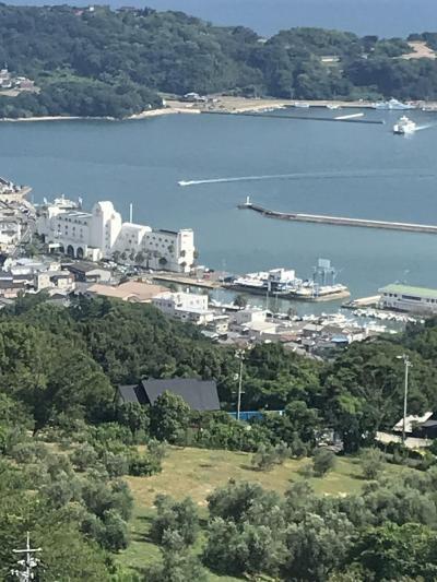 2020年 今年の夏は岡山旅行 1(牛窓・倉敷・鷲羽山)~牛窓・前島