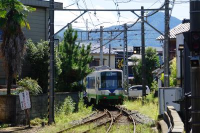 1924年に建てられた福井鉄道北府駅へ行ってみた。