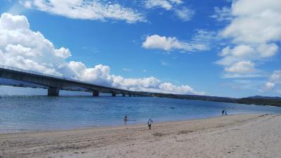 友人と沖縄、北部にも足を伸ばす旅