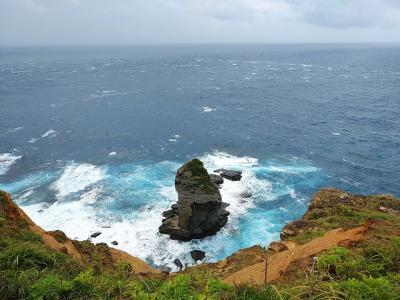 沖縄離島2020夏旅行記 【9】与那国島1(ツーリング1)