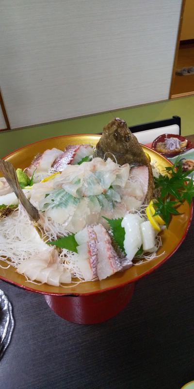 美味しいお魚を堪能しに笠岡高島へ。Go Toトラベルの恩恵を受けて
