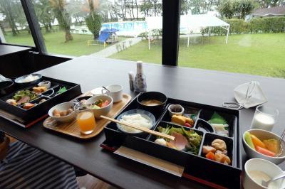 GoTo会員制リゾート7連泊 ザ・ハマナコ(旧 浜名湖ロイヤルホテル) ビュッフェレストラン四季の朝食
