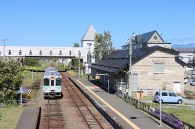 HOKKAIDO LOVE! 6日間周遊パスで行く入場券集めの旅(4日目:富良野線・根室本線代行バス) 【鉄道旅行】