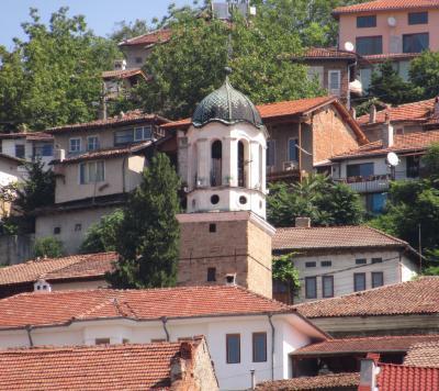 ヴェリコ・タルノヴォ逍遥(2019年6月ブルガリア)~その2:タルノヴォ旧市街