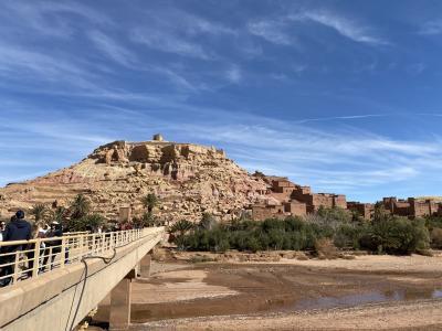 卒業旅行 魅惑のモロッコ10日間 サハラ砂漠を目指す2泊3日ツアー(Sabaku Tours利用)
