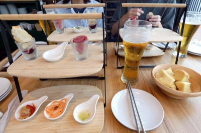 ワイン食堂 ヴィンセントの夕食