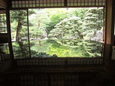 静かな京都・旧邸御室