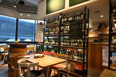 横浜 金沢八景駅前 ワインバー リヴィニさんでの美味しいディナー コロナ対策済み飲食店 2020年9月