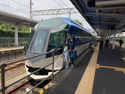 電車でGO! 11歳の夏休みは大阪・三重   2日目