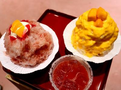 リニューアルオープンした新風館と日本初上陸のエースホテル京都♪ルーフトップ「Mr.Maurices」かき氷「たすき」餃子「亮昌」
